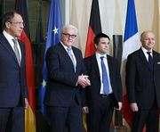 О чем договорились главы МИД стран «нормандской четверки» в Берлине: заявление