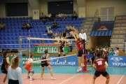 Волейбол: третий финальный тур начнется харьковским «дерби»