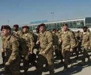 В Украину прибыли американские десантники: фото-факты