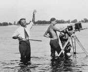 Первый фильм Александра Довженко родился в Харькове