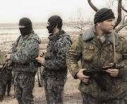 Боевики под Горловкой обстреляли харьковских волонтеров