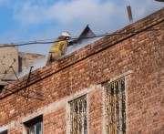 Пожар на Мироносицкой: погорельцев отселили