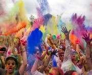 В Харькове пройдет индийский фестиваль красок