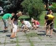 В субботу Харьков станет чище