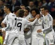 «Реал» и «Ювентус» вышли в полуфинал Лиги чемпионов