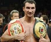 Следующий бой Владимир Кличко проведет с Тайсоном Фьюри