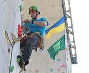 В Харькове прошли соревнования по альпинизму памяти Игоря Свергуна
