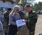 В Харькове появилась идея поставить памятник волонтерам