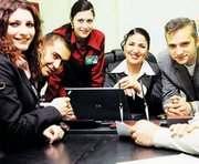В Харьковском университете городского хозяйства открывается студенческая бизнес-ассоциация