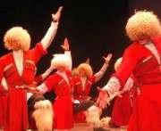 В Харькове будут петь и танцевать грузины
