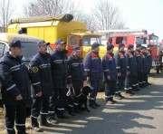 Спасатели остановили распространение пожара в Чернобыльской зоне