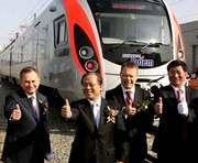Поезд «Hyundai» могли специально пустить под откос: предположения «Укрзалізниці»