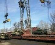 Харьковский бронетанковый завод отремонтировал танки для АТО