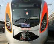 Установлена причина аварии поезда Hyundai Харьков – Киев