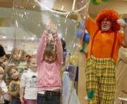 Харьковские клоуны берутся рассмешить даже хронических несмеян