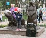 Обновленный парк отдыха железнодорожников открылся в Купянске