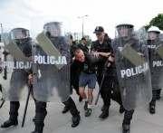 В Украину приедут польские полицейские