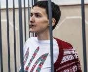 Надежда Савченко получила замечание за мат в зале суда