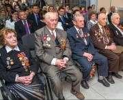 В Харькове ветеранам вручили израильские медали: фото-факты