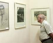 Во время войны художественный музей безжалостно разграбили