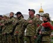В День Победы на высоте маршала Конева возложили цветы