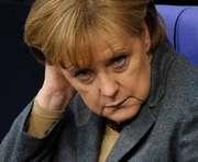 Ангела Меркель в присутствии Владимира Путина назвала аннексию Крыма «преступной и противоправной»