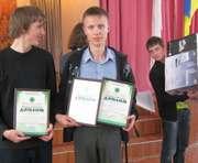Харьковские школьники стали победителями «Турнира чемпионов»