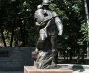В Харькове благоустроят сквер Пожарных