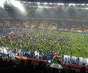 «Днепр» вышел в финал Лиги Европы