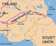 Президент Финляндии пригласила Петра Порошенко осмотреть линию Маннергейма