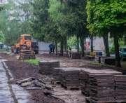 В Пятихатках приступили к реконструкции бульвара Мира