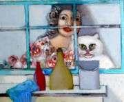 Харьковский художник ввел новый жанр живописи