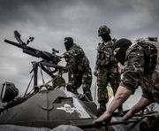 Бойцы АТО задержали на Донбассе российских военнослужащих: фото, видео