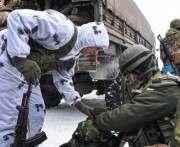 Украинские военные не оставили Счастье