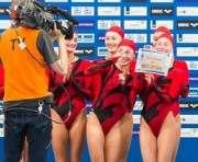 Харьковские пловчихи взяли курс на Олимпиаду