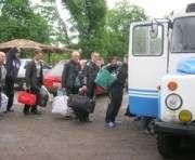 Балаклейские заключенные сменили «место жительства»