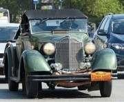 В Харькове пройдет фестиваль ретро-автомобилей