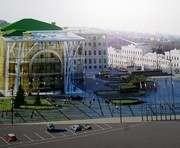 Парковаться на площади Конституции в Харькове будет временно запрещено
