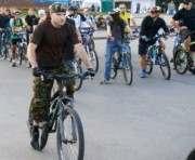 Харьковские велосипедисты установили рекорд Украины