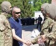 В Харькове разработали форму для разведчиков