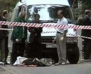 На улице Шевченко в Харькове обнаружен неопознанный труп