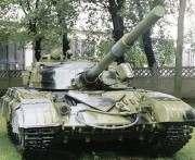 На российско-украинской границе зафиксирована колонна танков: фото-факты