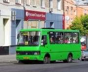 В Харькове сократили автобусный маршрут
