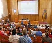 Лозовчане поддержали инициативу по объединению территориальных громад