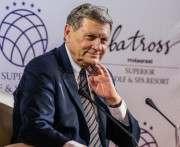 Польский экономист Лешек Бальцерович представил в Харькове новую книгу