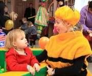 В Харьковской областной детской больнице прошел праздник для маленьких пациентов