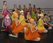 Харьковский детский балетный театр уехал в Китай