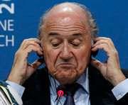 Скандал в ФИФА: Зепп пошел тянуть новый срок