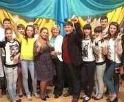 Лучшие выпускники получили премии президента общественного союза «Соціальний рух поваги» Виктора Остапчука