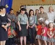 Качановцы поздравили детей-сирот с праздником